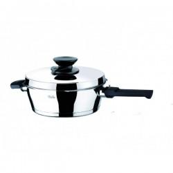 Fissler Τηγάνι με Καπάκι Vitaquick Quattro 26cm - 60070004