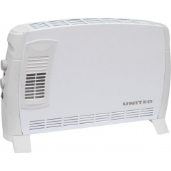 UNITED UHC-837 CONVECTOR 2000W TURBO
