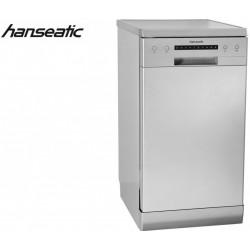 HANSEATIC WQP8-7206D inox ΠΛ.ΠΙΑΤΩΝ