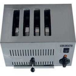 COLORATO CLT-418SS Φρυγανιέρα