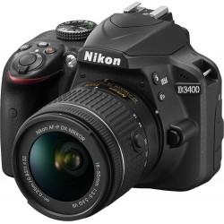 Nikon D3400 Kit (18-55mm VR) ΦΩΤΟΓΡΑΦΙΚΗ ΜΗΧΑΝΗ