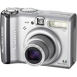 Canon PowerShot A520 ΦΩΤΟΓΡΑΦΙΚΗ ΜΗΧΑΝΗ