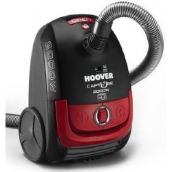 HOOVER CAPTURE TCP2010 011 LUXOR BLACK/RACE RED Ηλεκτρική Σκούπα