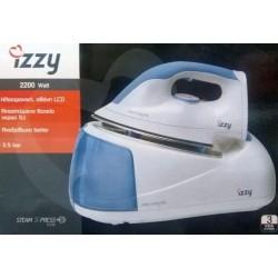 IZZY G130 STEAM X-PRESS ΣΥΣΤΗΜΑ ΣΙΔΕΡΩΜΑΤΟΣ