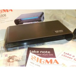 SIGMA MD2306 MONEY DETECTOR