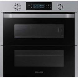 Samsung NV75N5671RS Dual Cook ΕΝΤΟΙΧΙΖΟΜΕΝΟΣ ΦΟΥΡΝΟΣ