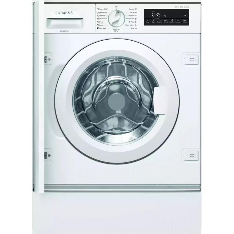 Siemens WI14W541EU Εντοιχιζόμενο πλυντήριο ρούχων